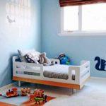 детские кровати с бортиками фото