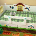 детские кровати с бортиками фото 2