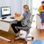 ортопедический стул для школьника фото 3