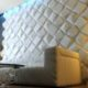 Необычные эффекты 3д панелей для стен: как добавить в интерьер изюминку