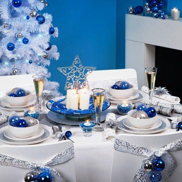 украшение новогоднего стола своими руками