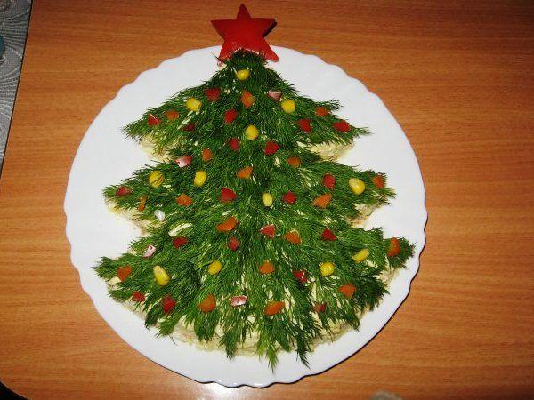 украшение блюд праздничного стола своими руками фото 10