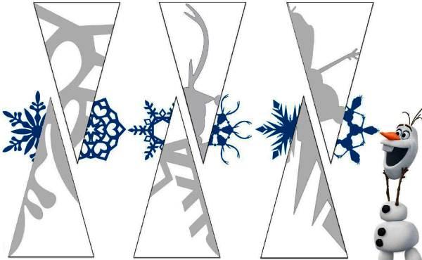 Красивые снежинки из бумаги фото 11