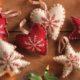 Как сделать новогодние игрушки и елочные украшения из остатков фетра